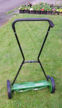 My Push Mower